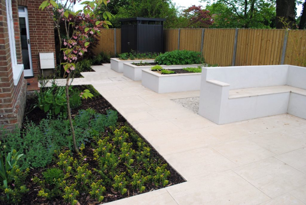 bournemouth garden design by hampshire garden design