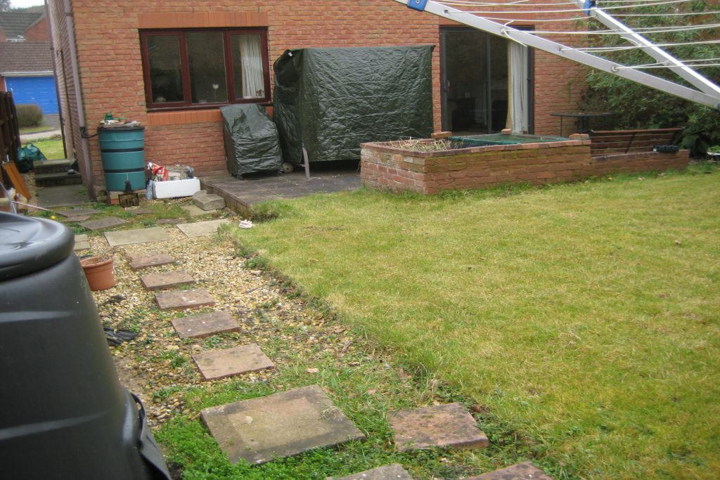 Southampton Garden Design Before The Makeover